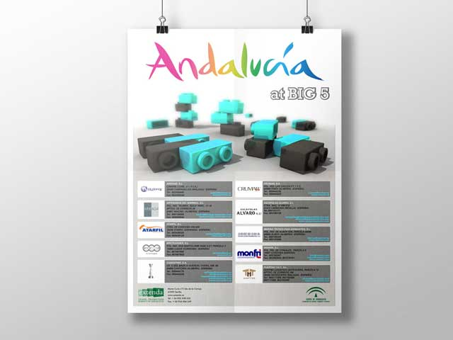 Andalucía at BIG 5