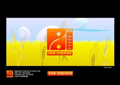 Web Pan Arenas