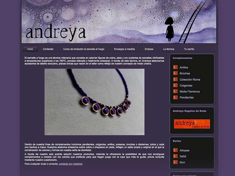 Andreya versión 2007