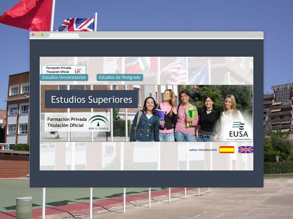 Presentación web EUSA