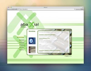 Web Abaxial