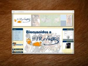 Web El Refugio