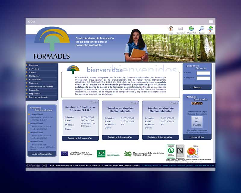 Web Formades