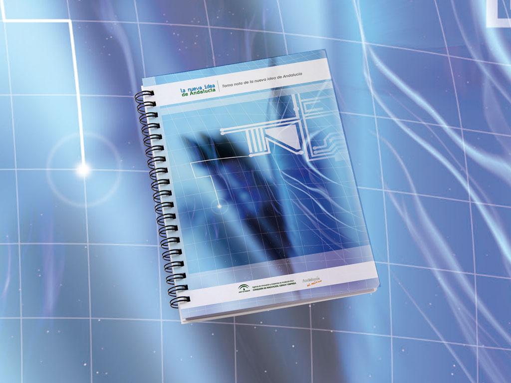 Cuadernos Nueva Idea de Andalucía