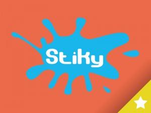 Logo Stiky