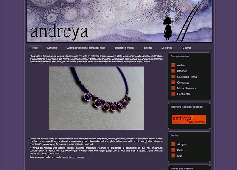 Web Andreya