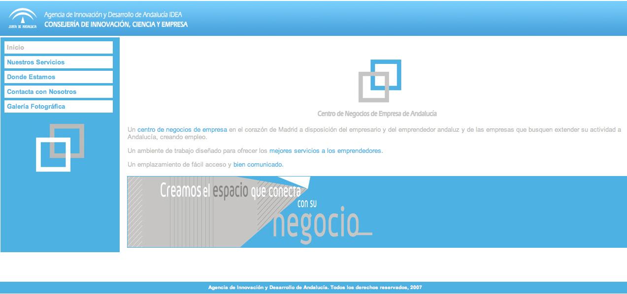 Centro de Negocios de Empresa de Andalucía