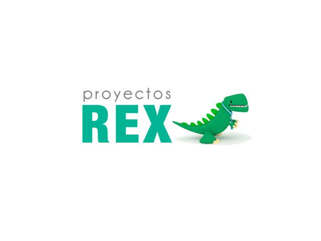 Logo Proyectos REX