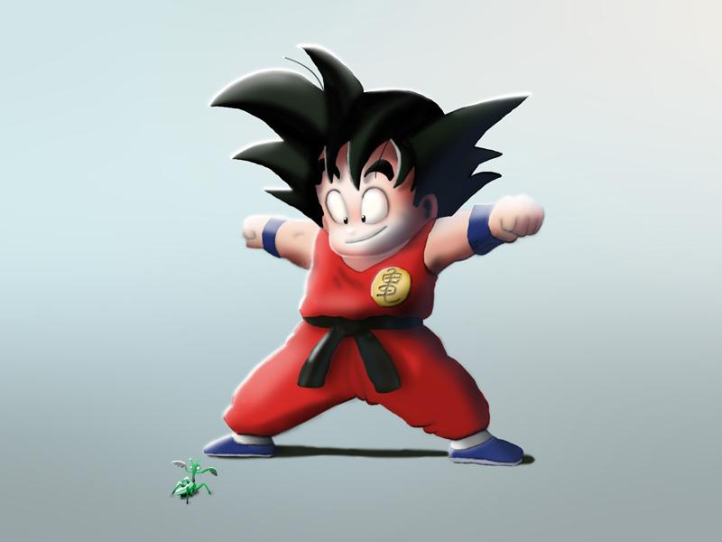Mini Goku