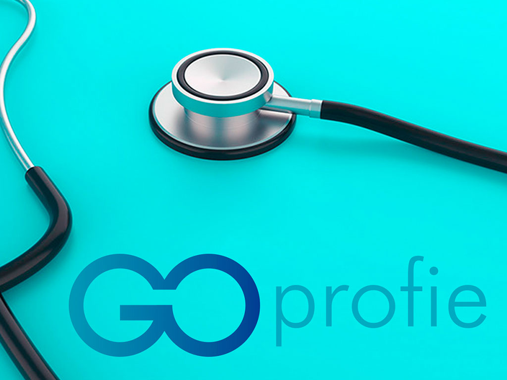 Logo GO profie