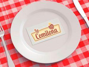 Logo restaurante La Comilona