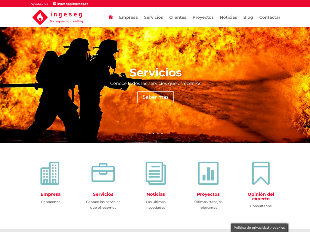 Ingeseg Fire Engineering Consulting