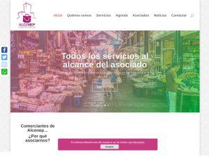 Asociación de Comerciantes Alconep