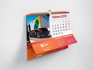 Calendario Feniks 2019