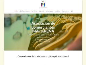 Asociación de comerciantes Macarena
